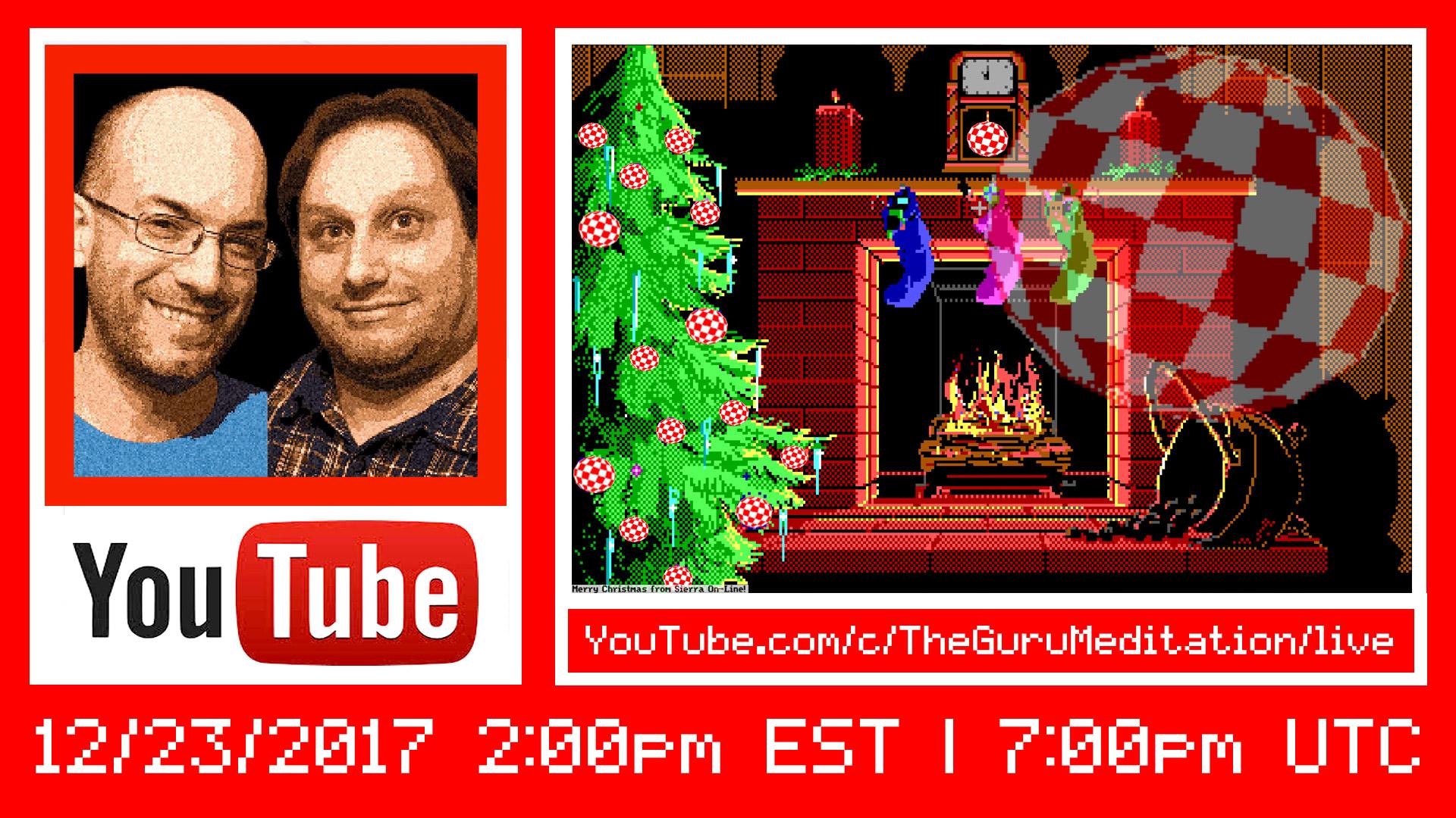 Christmas 2017 Stream